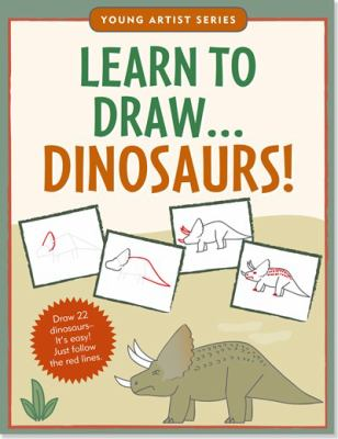 Learn To Draw Dinosaurs! (Easy Step-by-Step Drawing Guide)