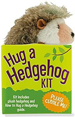 Hug a Hedgehog Kit (Plush toy and book)