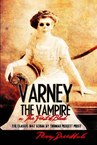 Varney the Vampire 9781441471437