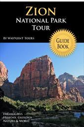 Zion National Park Tour Guide Book 9249326