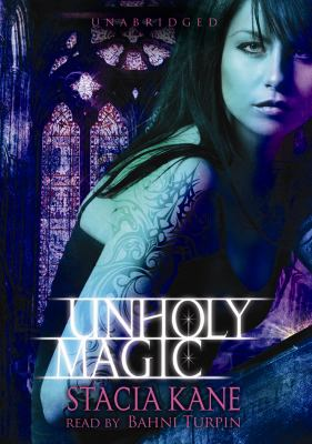 Unholy Magic 9781441736864