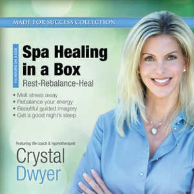 Spa Healing in a Box: Rest-Rebalance-Heal