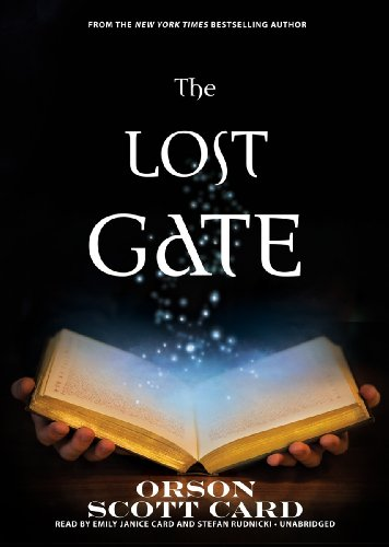 The Lost Gate 9781441771650