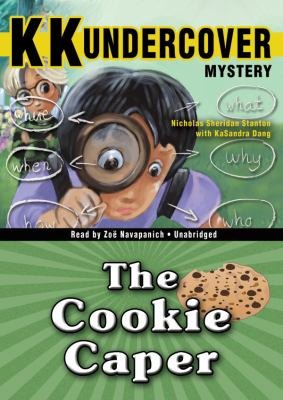 Kk Undercover Mystery: The Cookie Caper 9781441776792