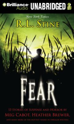 Fear: 13 Stories of Suspense and Horror 9781441882417
