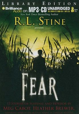 Fear: 13 Stories of Suspense and Horror 9781441882424