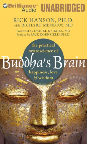 Buddha's Brain: The Practical Neuroscience of Happiness, Love & Wisdom 9781441887511