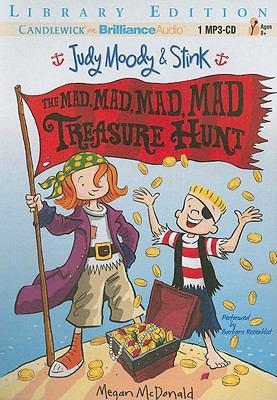 The Mad, Mad, Mad, Mad Treasure Hunt 9781441889379