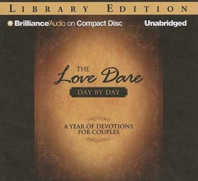 The Love Dare Day by Day: A Year of Devotions for Couples 9781441893253