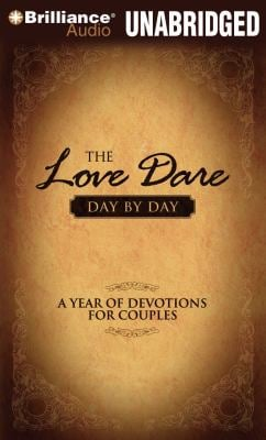 The Love Dare Day by Day: A Year of Devotions for Couples 9781441893260