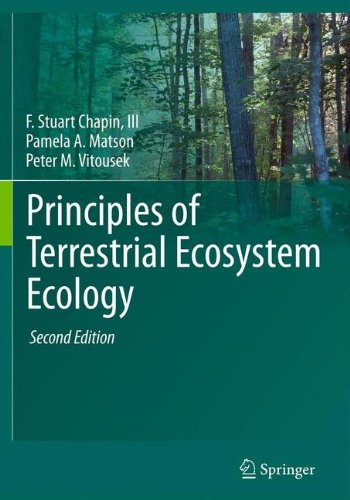Principles of Terrestrial Ecosystem Ecology 9781441995025