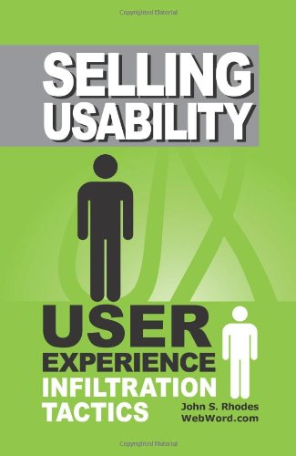 Selling Usability 9781442103733