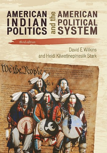 American Indian Politics and the American Political System 9781442203884