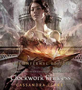 The Clockwork Princess 9781442334755