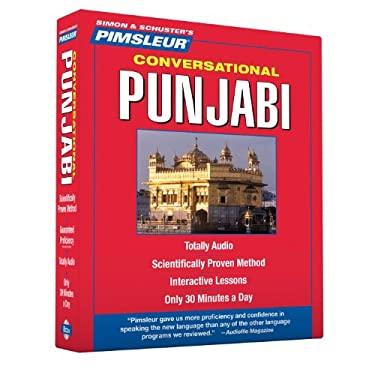 Pimsleur Conversational Punjabi 9781442336131