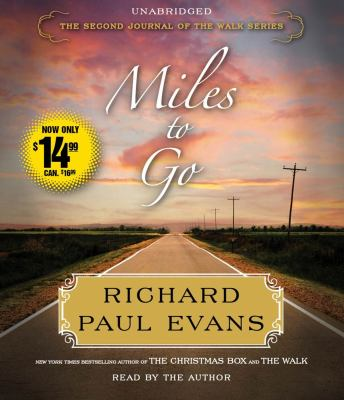 Miles to Go: The Second Journal of the Walk Series 9781442348059