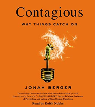 Contagious: Why Things Catch on 9781442359376
