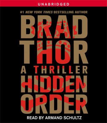 Hidden Order: A Thriller 9781442361843