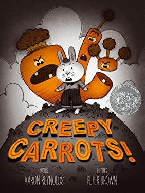 Creepy Carrots! 9781442402973