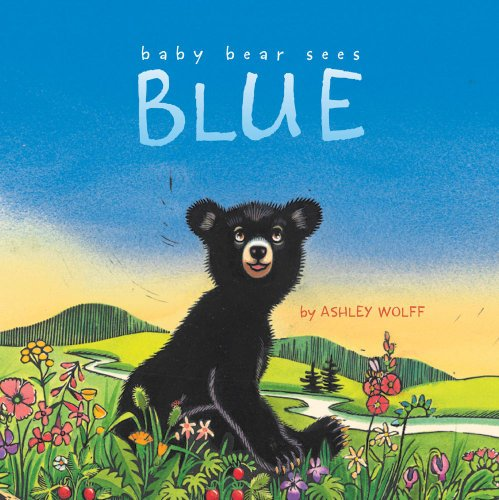 Baby Bear Sees Blue 9781442413061