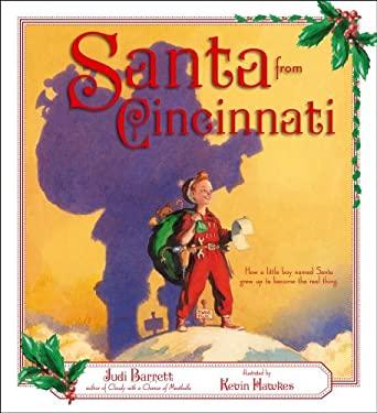Santa from Cincinnati 9781442429932
