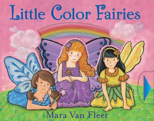 Little Color Fairies 9781442434349