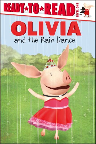 Olivia and the Rain Dance 9781442435421