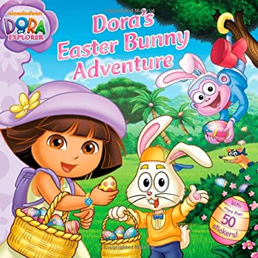 Dora's Easter Bunny Adventure [With Sticker(s)] 9781442435445