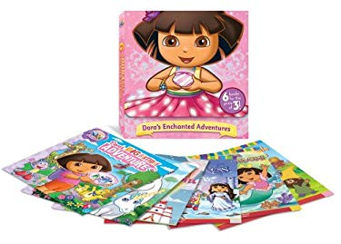 Dora's Enchanted Adventures 9781442441989