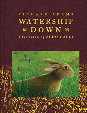 Watership Down (Scribner Classics) 9781442444058
