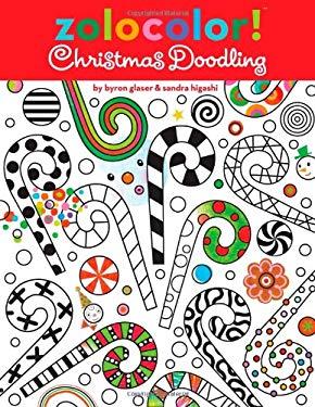 Zolocolor! Christmas Doodling 9781442445925