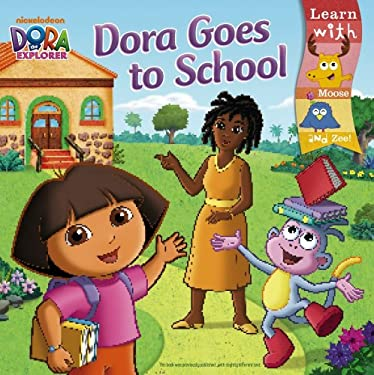 Dora Goes to School 9781442449480