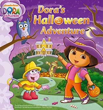 Dora's Halloween Adventure 9781442449664
