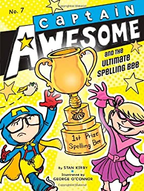 Captain Awesome and the Ultimate Spelling Bee 9781442451568