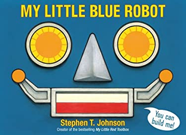 My Little Blue Robot 9781442454163