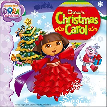 Dora's Christmas Carol (Dora the Explorer) 9781442458048