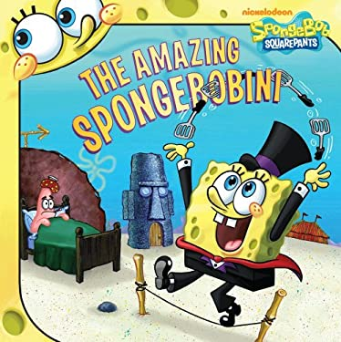 The Amazing SpongeBobini (Spongebob Squarepants) 9781442459052