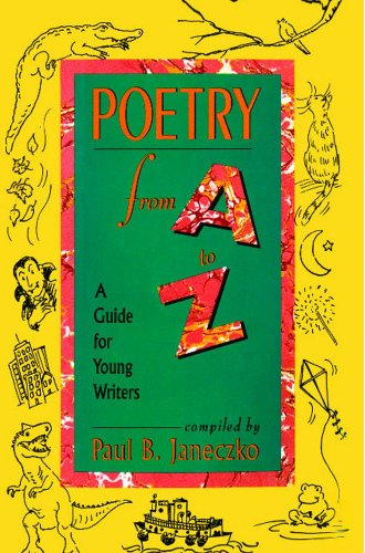 Poetry from A to Z: A Guide for Young Writers 9781442460614