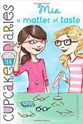 Mia a Matter of Taste (Cupcake Diaries) 20933315