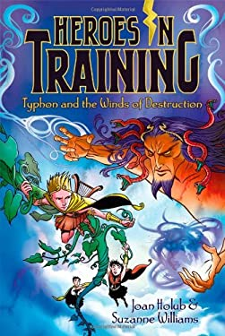 Typhon and the Winds of Destruction (Heroes in Training)