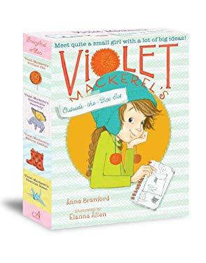 Violet Mackerel's Outside-the-Box Set: Violet Mackerel's Brilliant Plot, Violet Mackerel's Remarkable Recovery, Violet Mackerel's Natural Habitat, Vio