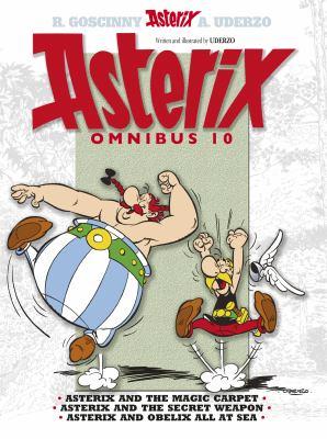 Asterix Omnibus, Volume 10