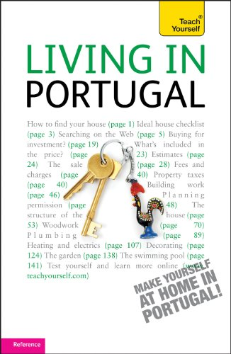 Living in Portugal 9781444105797