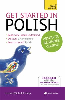 Teach Yourself Get Started in Polish 9781444174830