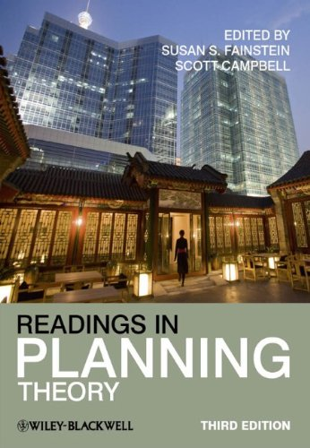 Readings in Planning Theory 9781444330809