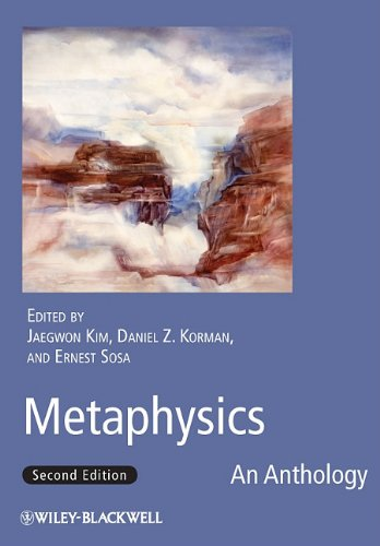 Metaphysics: An Anthology 9781444331011