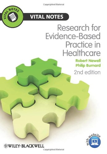 Research for Evidence-Based Practice in Healthcare 9781444331127