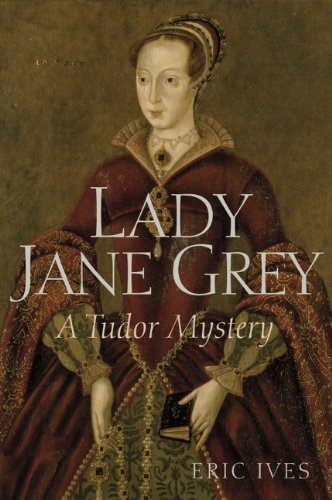 Lady Jane Grey: A Tudor Mystery 9781444350180