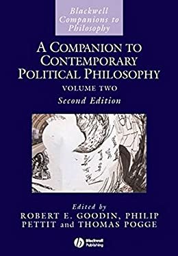 A Companion to Contemporary Political Philosophy 9781444350876