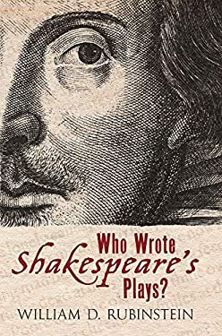 Who Wrote Shakespeare's Plays? 9781445601908